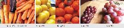 Nhận biết hoa quả Trung Quốc: không khó