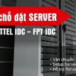THẾ GIỚI SỐ khuyến mãi miễn phí 05 tháng chỗ đặt SERVER tại VNPT IDC, Viettel IDC và FPT IDC.