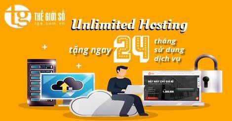 Khuyến mãi hosting tại thế giới số