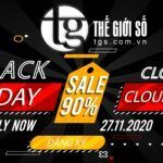 Black Friday giảm ngay đến 90% dịch vụ CLOUD VPS, CLOUD SERVER tại Thế Giới Số